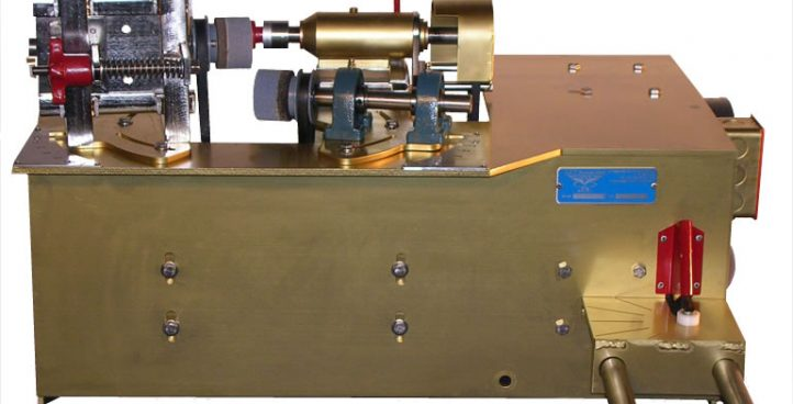 RKS-III ROTARY KNIFE SHARPENER